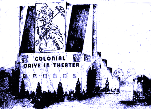 Colonial Drive-In