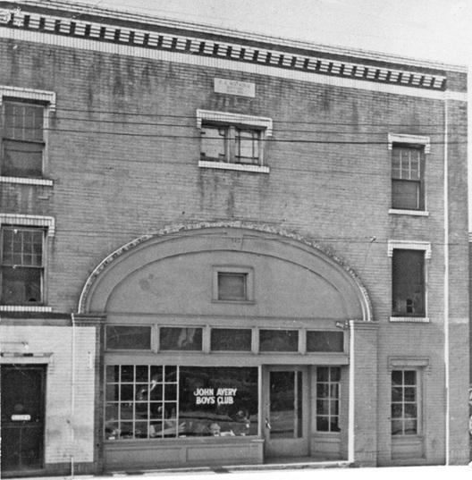 Booker-T Theatre
