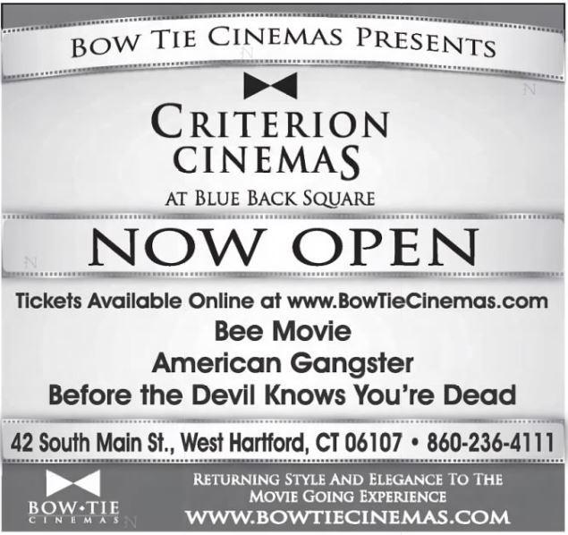 Cinepolis West Hartford