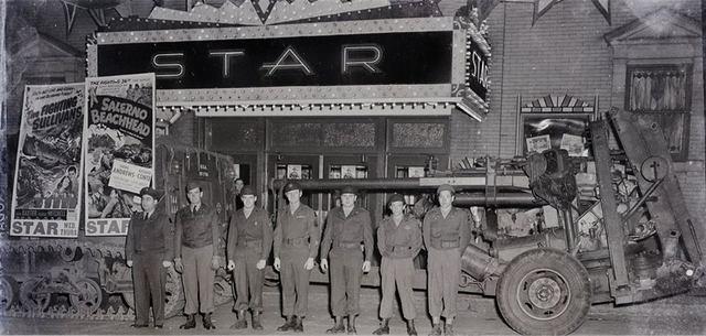 Star Theatre - 1940's