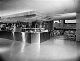 Snack Shop Interior, 1949 photo courtesy of the Americas Past In Photos Facebook page.