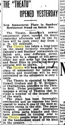 Edison's Paradise Theatre