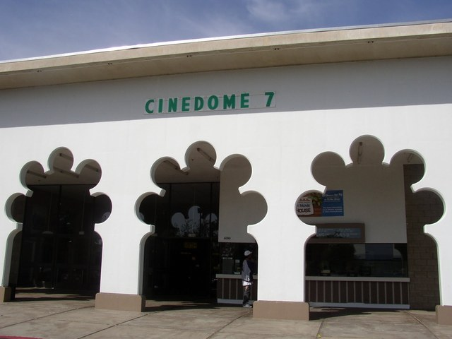 Cinedome 7 Newark