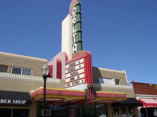 CineLux New Delta Cinema