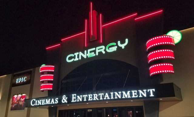 Cinergy Odessa in Odessa, TX - Cinema Treasures