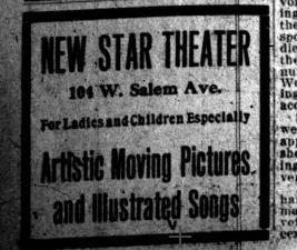 new star theater in roanoke va cinema treasures