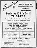 Dania Drive-In