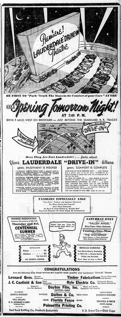 Lauderdale Drive-In