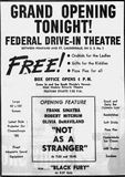 Federal Drive-In