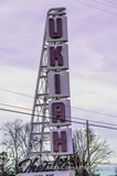 Ukiah Theater Sign