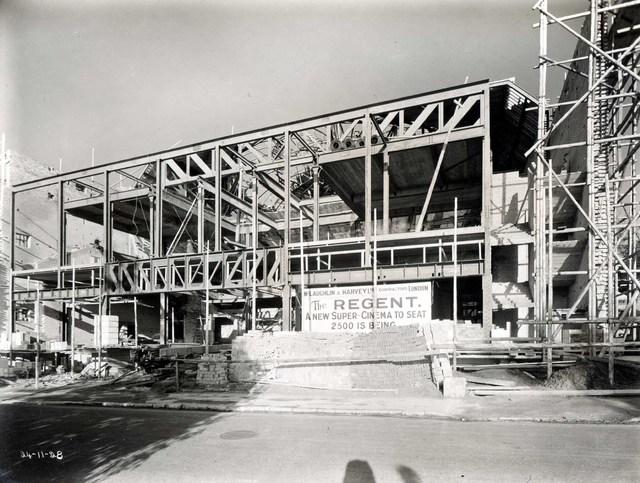 Regent Super Cinema Bournemouth.