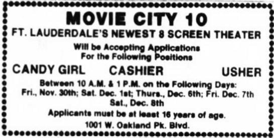 Movie City