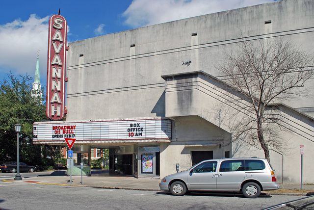 Savannah Theatre 3
