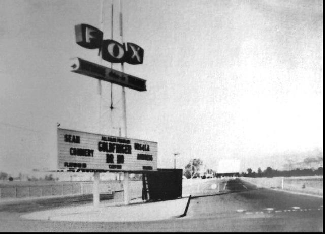 Fox Bayshore Drive-In