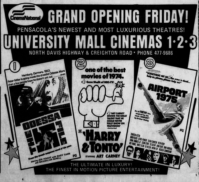 University Mall Dollar Movies 8