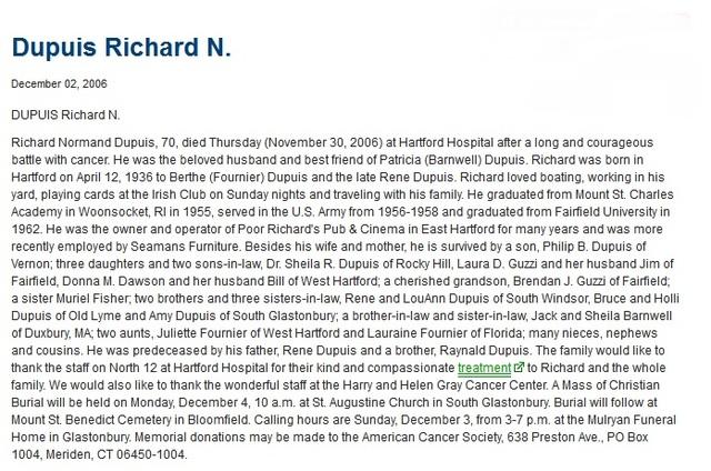 Poor Richards Pub and Cinema