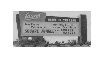 Laurel Drive-In