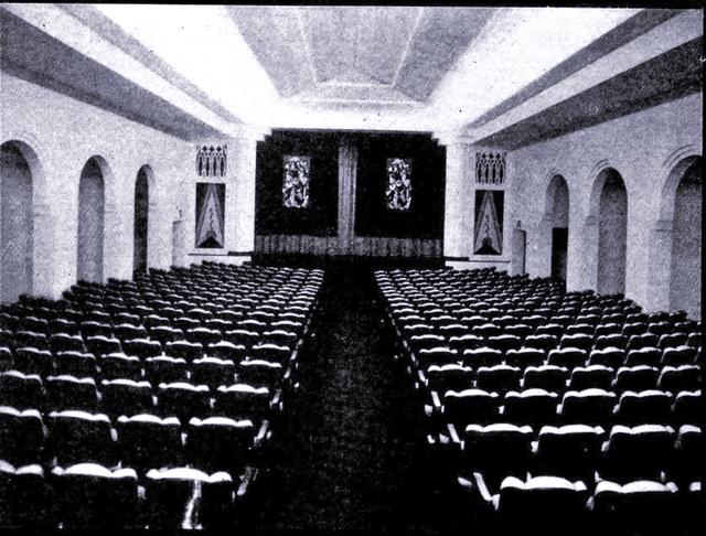 Mindlin's Playhouse