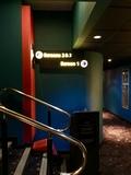 Upper foyer, closing night