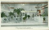 Colonial Lobby - Postcard c.?