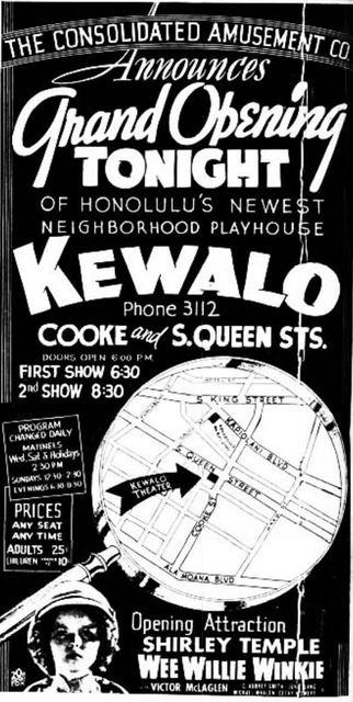 Kewalo Theater