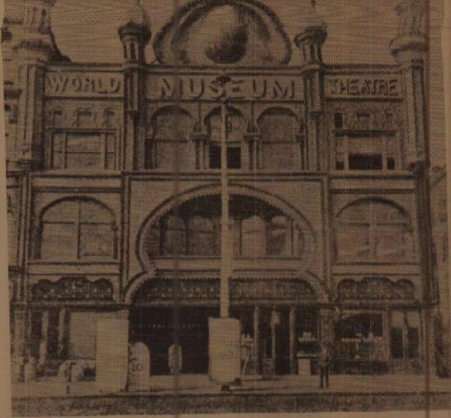 Hunt's Cinestage Theatre