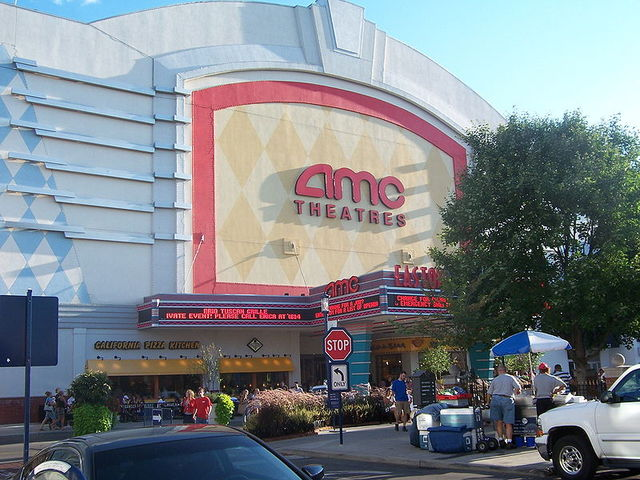 AMC Dine-In Easton Town Center 30