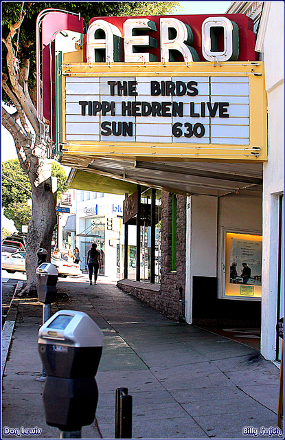 Aero Movie Theatre Santa Monica