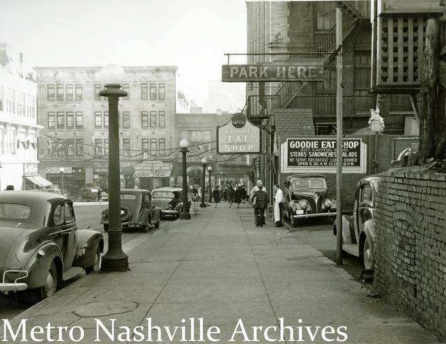 12/09/40 photo credit Metro Nashville Archives Facebook page.