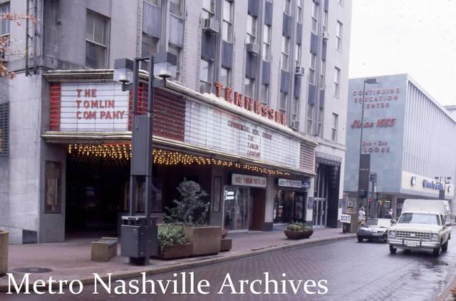 11/85 photo credit Metro Nashville Archives Facebook page.