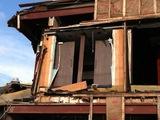 Quo Vadis - Demo Building Front Theatre Doors