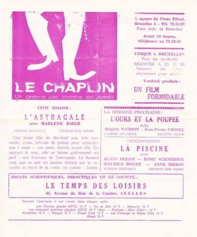 Chaplin Cinema
