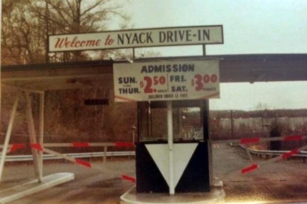 Nyack Drive In In Blauvelt Ny Cinema Treasures