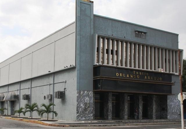 Teatro Orlando Araujo