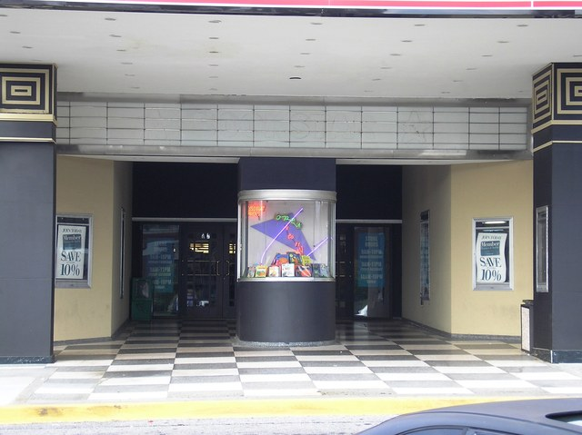 Plaza Theatre Box Office