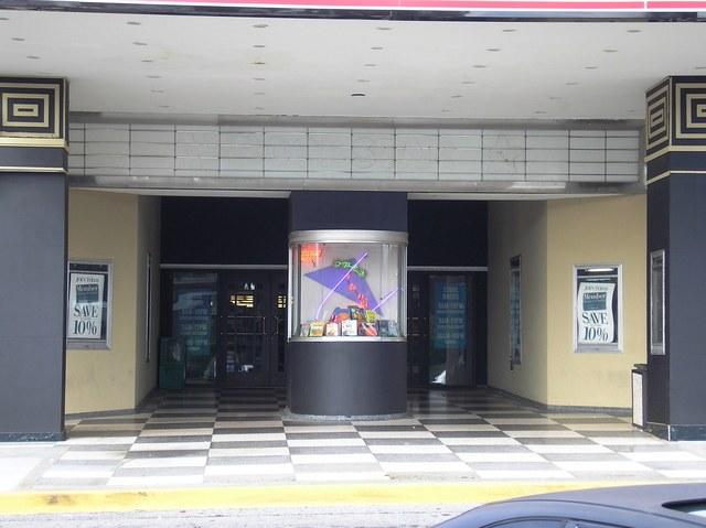 Plaza Theatre Box Office