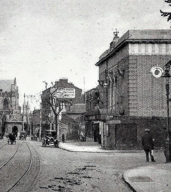 Clifton Cinema Leamington Spa