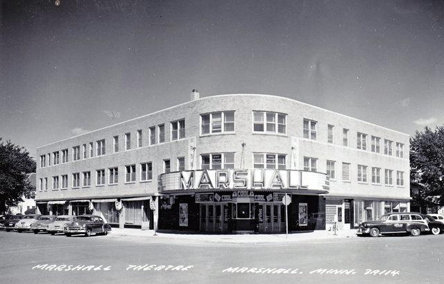 MARSHALL Theatre; Marshall, Minnesota.