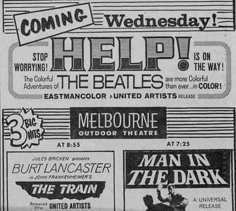 1965 print ad.