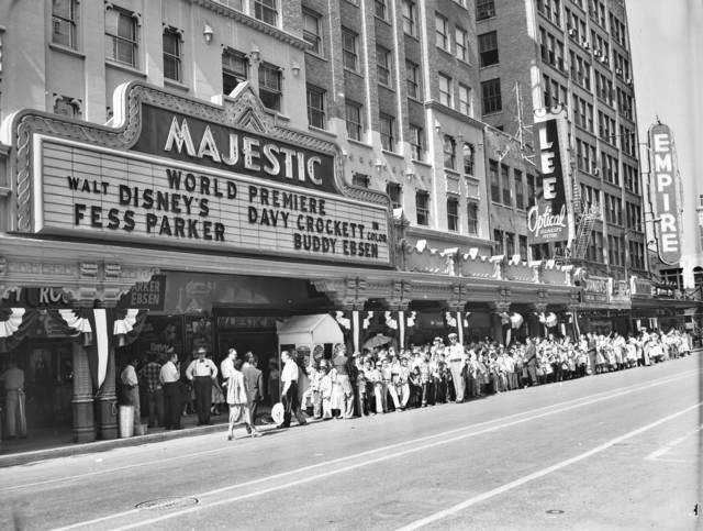 Majestic Theatre In San Antonio Tx Cinema Treasures