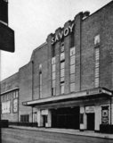 Enterance for the Savoy Wandsworth
