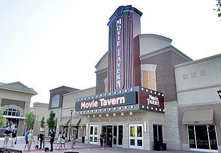 Movie Tavern by Marcus Collegeville
