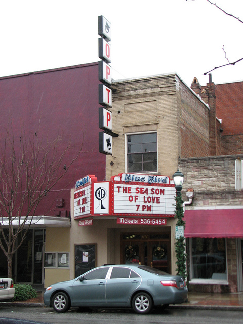 Blue Bird Theater