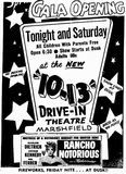 10-13 Drive-In