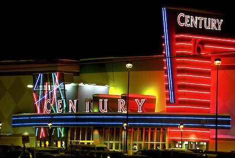 Cinemark Century 16 and XD