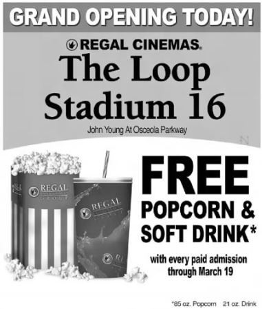 Regal Cinemas The Loop Stadium 16