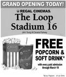 Regal Cinemas The Loop Stadium 16