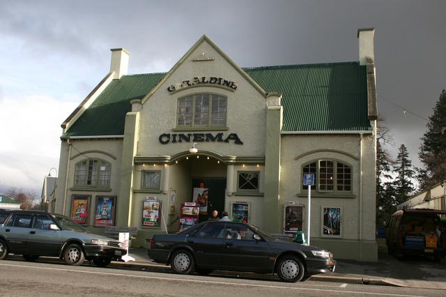 Geraldine Cinema, July 11, 2009