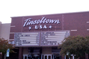 Cinemark Tinseltown USA Cinema 14