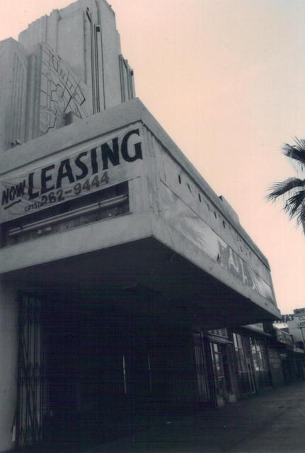 UA Alameda Theatre exterior